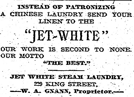 Jet-white 1907 Charleston News