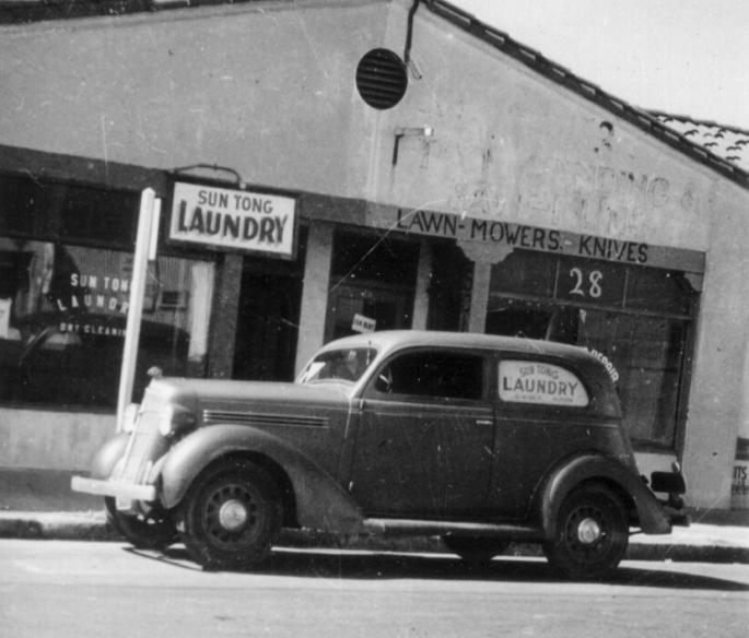 Sun Tong Laundry, Santa Barbara 20