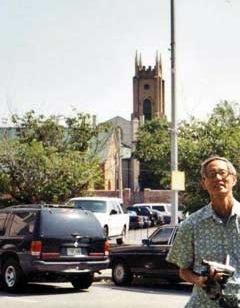 sam lee laundry-parking site 2004