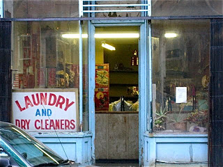Lee's laundry greenwich village