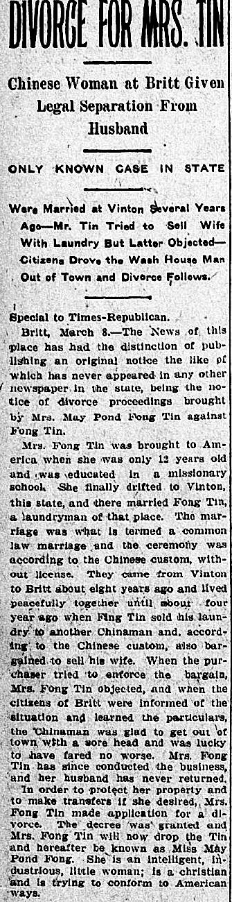 1907 3.8 divorce chin woman at britt divor from hus